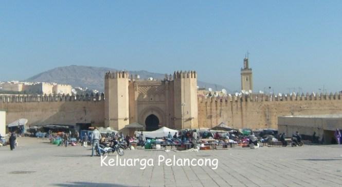 Pertama ke Benua Hitam, Maroko