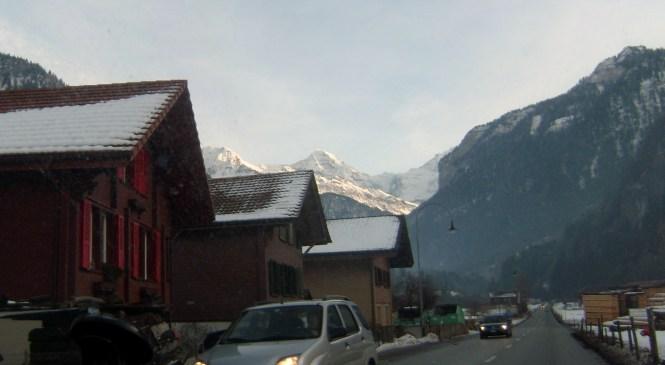 Interlaken dan Grindelwald (2)