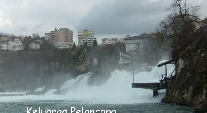 Rheinfall, Air Terjun Terbesar di Eropa (2)