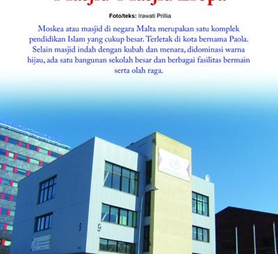 Tulisan Emak di Majalah Itrah, April 2012