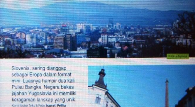 Majalah Chic Bercerita tentang Keindahan Slovenia
