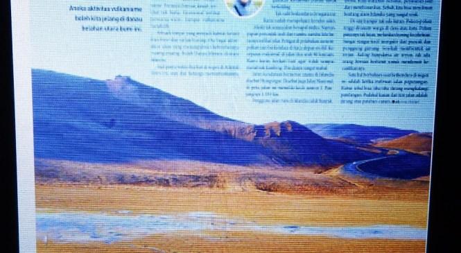 Danau Nyamuk Islandia