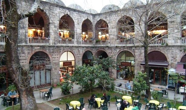 Eksplor Bazar di Turki