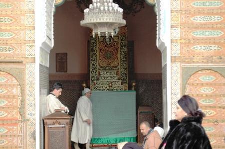 Zawiya Moulay Idriss I, Maroko