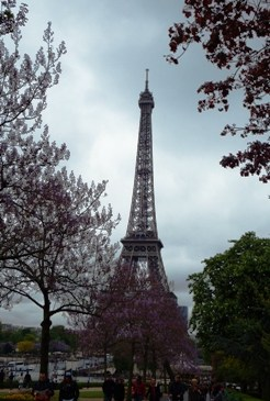 Piknik di Trocadero