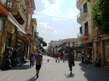 Nikosia, Satu Kota Dua Negara