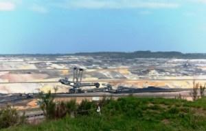 Penambangan batu bara