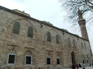 Masjid kota Bursa Turki
