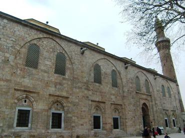 Ulu Camii, Jamik Istimewa Kota Bursa