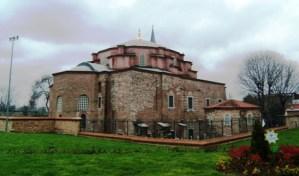 Masjid kecil di Istanbul