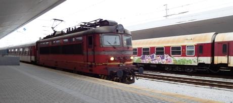 Transportasi Umum di Bulgaria