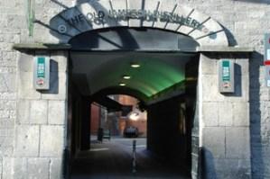 Pabrik whiskey di Dublin