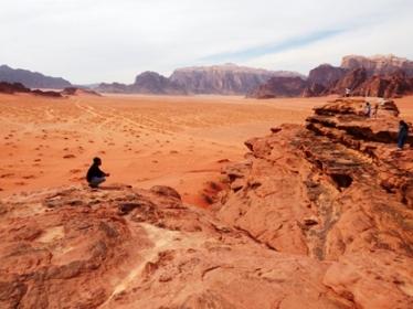 Itinerary Perjalanan ke Yordania