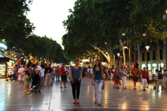 Hola Barcelona!