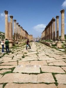Jalan Romawi kuno