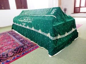 Ziarah Makam Nabi di Yordania