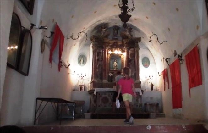 St Ivan Chapel Montenegro