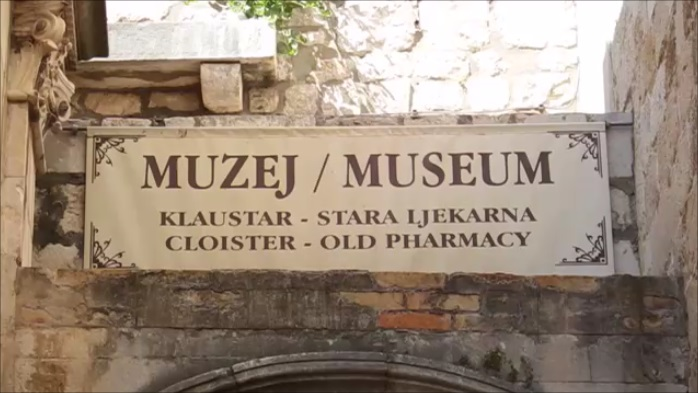 Apotik kuno Dubrovnik