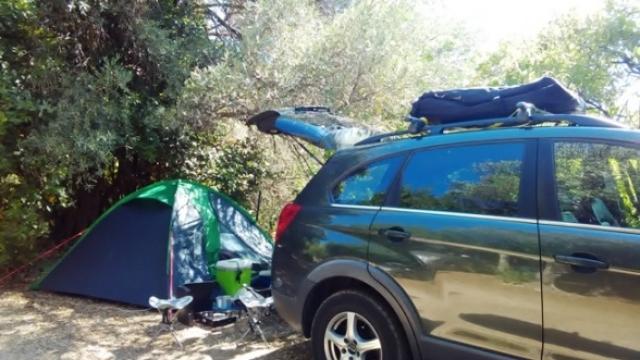 Camping Trip di Balkan