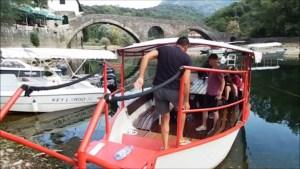 Boat tour Rijeka Crnojevica