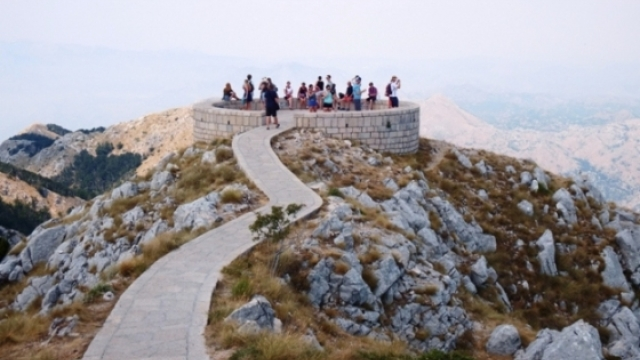 Seseruan di Great Montenegro Tour