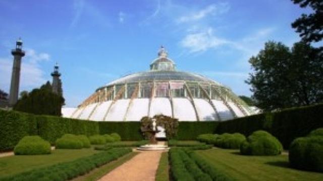 Mengintip Kecantikan Taman Keluarga Raja Belgia