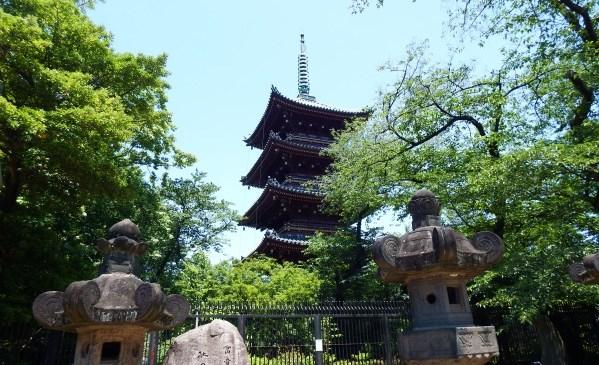 Larut Dalam Kemolekan Taman Ueno