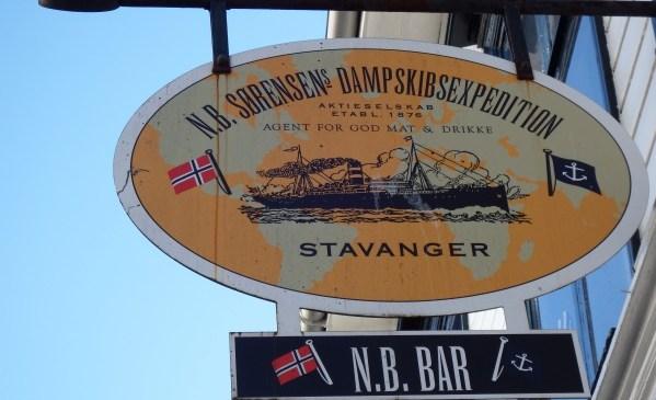 Kota Minyak Stavanger