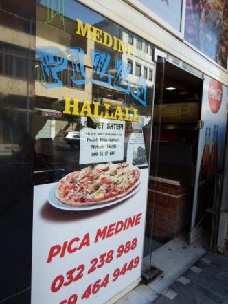 Halal food, Berat, Albania