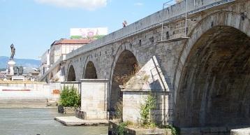 Kota Tua Skopje
