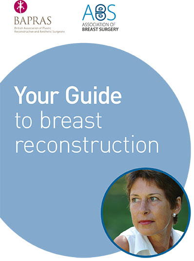 BAPRAS Breast Reconstruction Guide