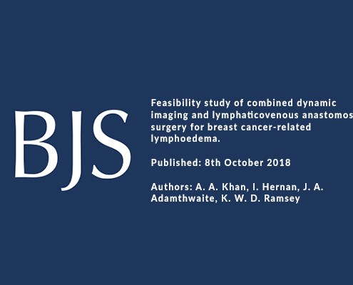 Mr Kelvin Ramsey published in the British Journal of Surgery