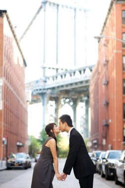 New York Engagement Photo Session