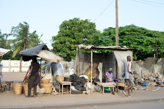 Streets of Lomé