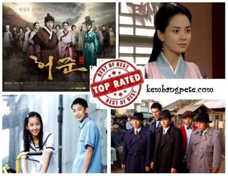 20 Drama Korea dengan Rating Tertinggi Sepanjang Masa