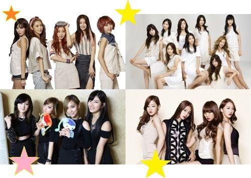 90 Girlband Korea Paling Populer Saat Ini