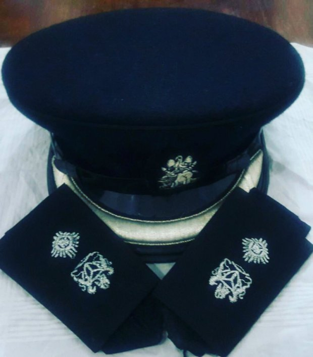 Chief Superintendent of Police.