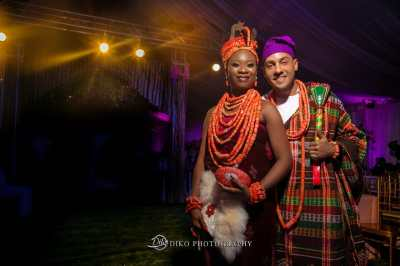 Official photos from DJ Sose's wedding to long time lover