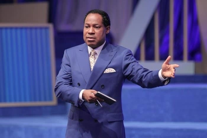 Image result for Pastor Chris Oyakhilome accused of faking miracles in South Africa