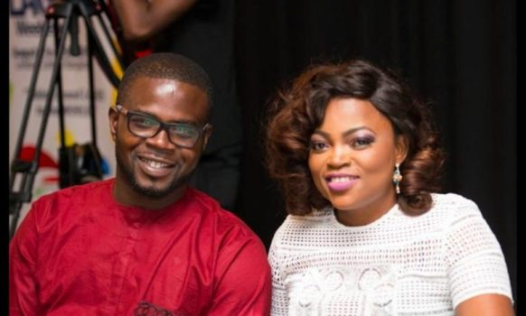 Drama As Police Arrest Funke Akindele For Throwing A Party