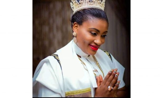 General Overseer of the City of Praise Worldwide Prophetic Ministries in Nigeria, Prophetess Patience Akpabio