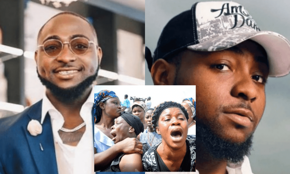 """OBO we miss you"", Nigerians cry bitterly as Davido goes 'missing' - Kemi Filani"