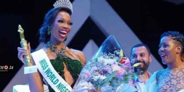 Oluchi Madubuike Biography: everything you should know about the MBGN 2021  winner - KFN
