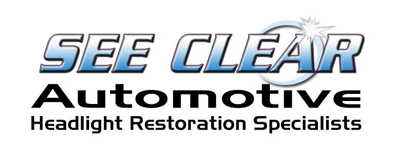 See Clear Automotive Logo, car logo, auto logo by Kemp Design Services