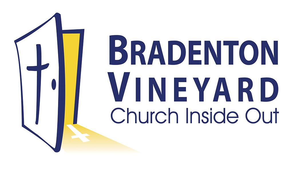 Bradenton Vineyard Church logo, Logo, Church Logo, Vineyard Logo, Christian Logo designer, door logo, cross logo