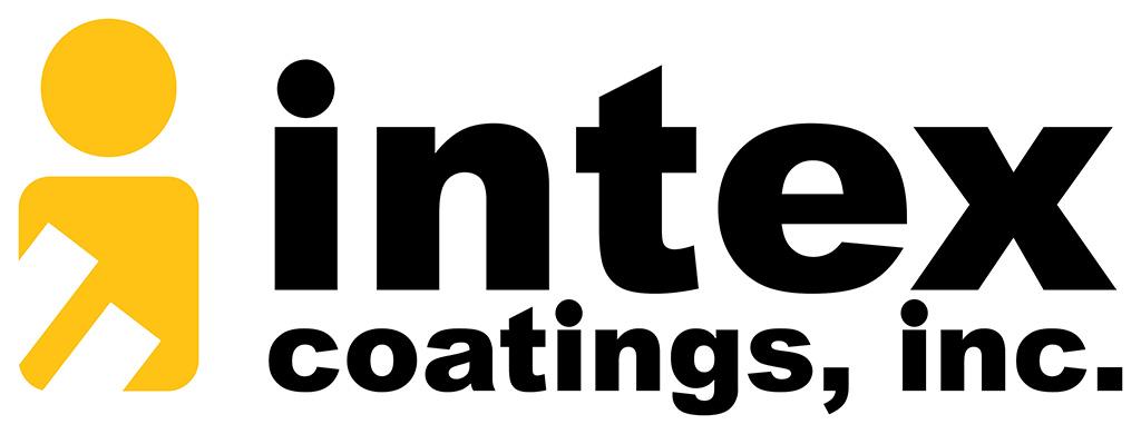 abstract logo, intex logo developed by Logo Designer Kemp Design Services