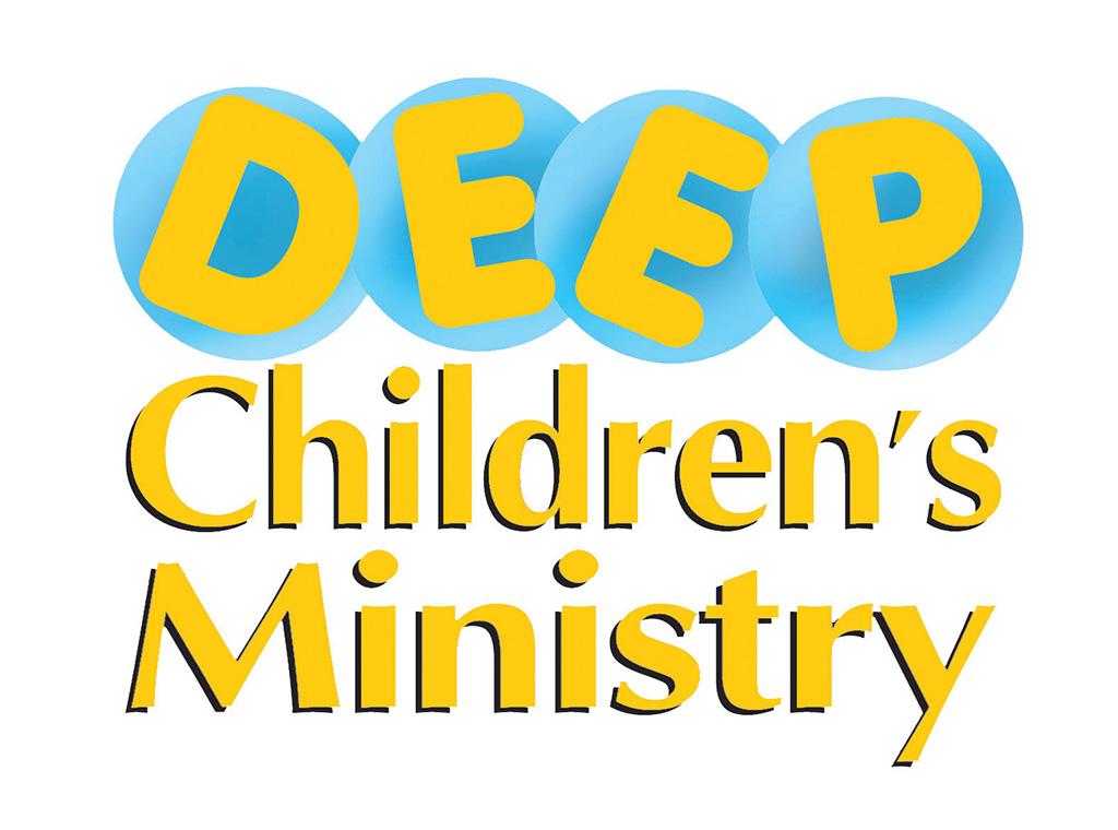Deep Children's Ministry Logo