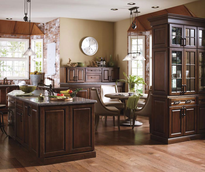 Kemper cabinets quality for Kitchen cabinets quality levels