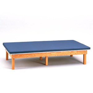 Physical Therapy Upholstered Mat Platform