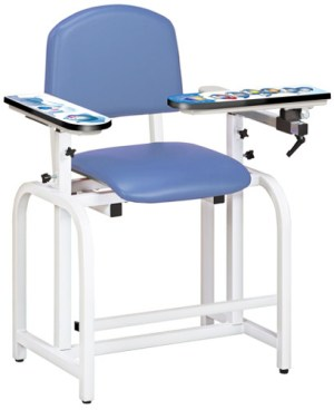 Pediatric Series - Arctic Circle Blood Drawing Chair